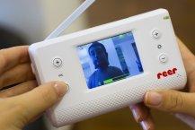 reer Wega Babyphone Praxistest - Übertragung